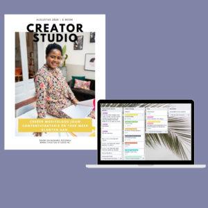 Contentstrategie e-book & Trello Template Product