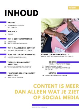 Contentstrategie e-book & Trello Template 1